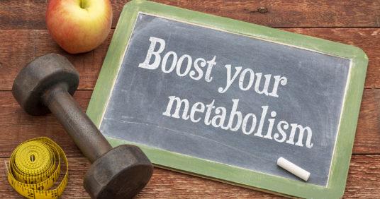 5 Ways to Improve Your Metabolism