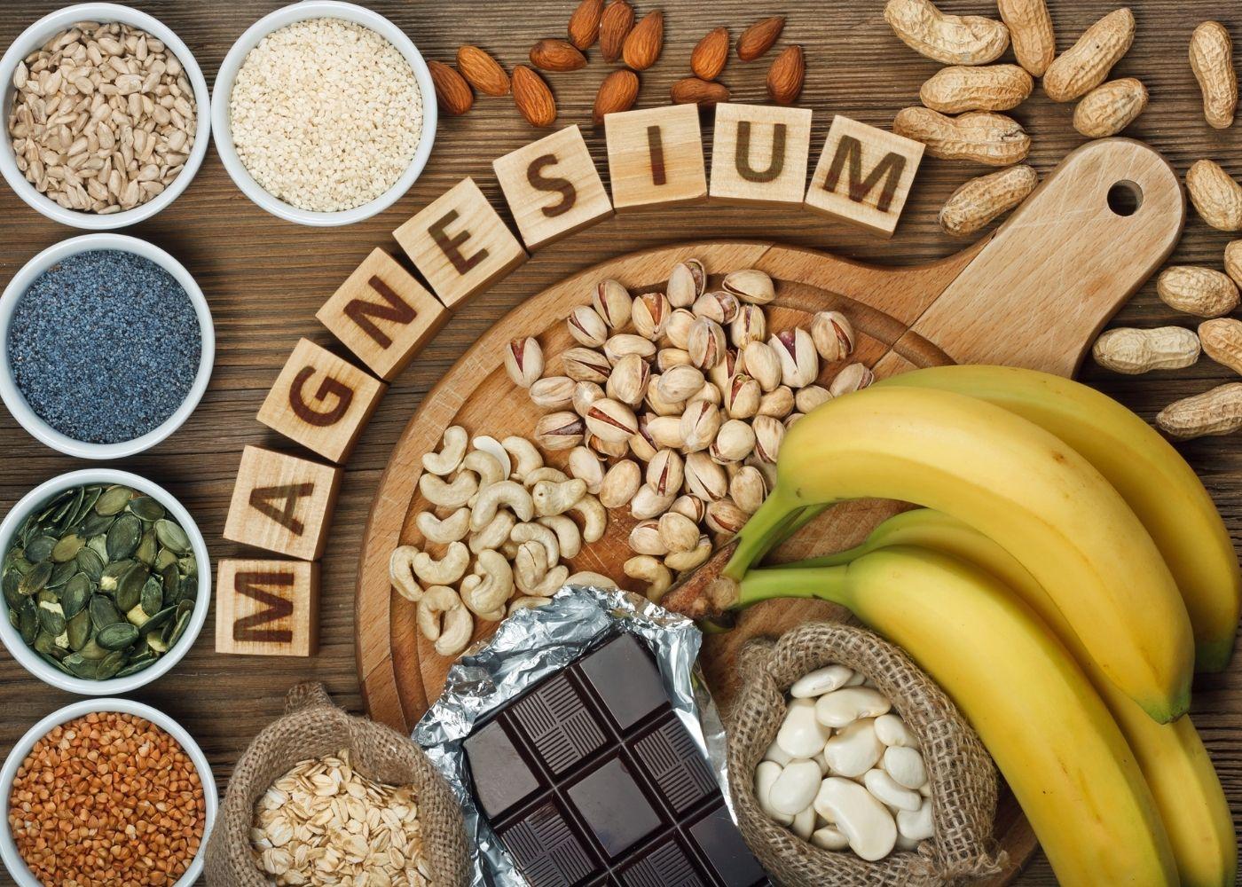 Pregnancy Naturopath Melbourne Magnesium Foods