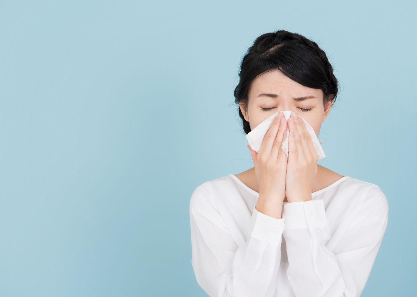 Australian allergy sufferer melbourne naturopath